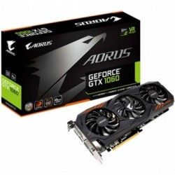 GeForce GTX 1060 AORUS 6GB