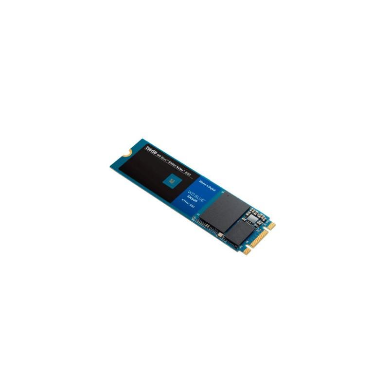 SSD 250GB WD Blue SN500 M.2 2280 PCIE Gen3 x2