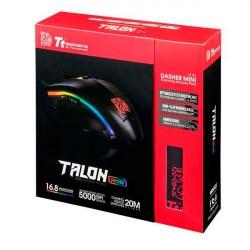 Talon Elite RGB Gaming Mouse + Mousepad box