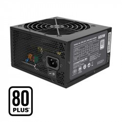 Cooler Master MWL 600W - 80 Plus White