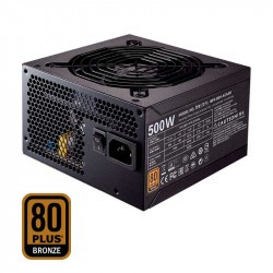 Cooler Master - MWE 500W - 80 Plus Bronze