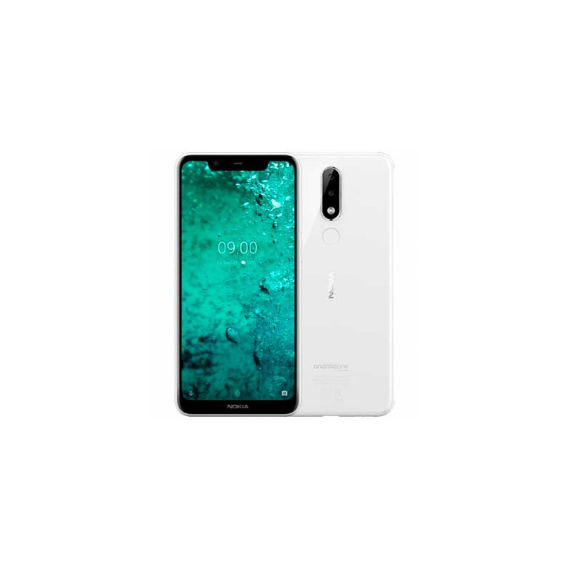 Nokia 5.1 Plus Blanco