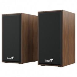 Parlante SP-HF180 usb 6W wood