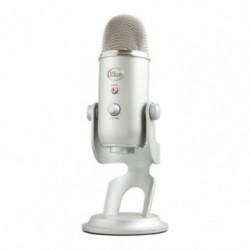 Micrófono YETI SILVER