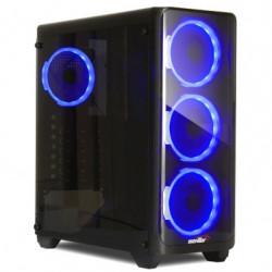 Gabinete Sentey J20 - Led Azul
