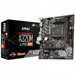 Mother MSI A320M-A PRO MAX...