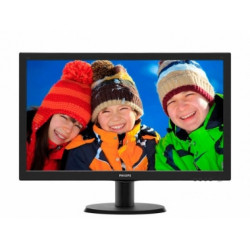 "Monitor 24"" LCD Full HD VGA..."
