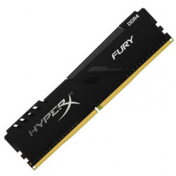 Memoria PC HyperX FURY DDR4 16GB 3200MHz Negra