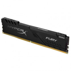 Memoria PC HyperX DDR4 8GB 2400MHz FURY Black