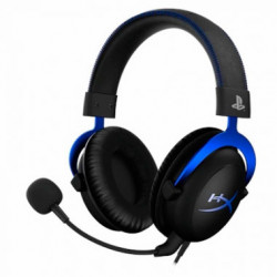 Auriculares HyperX Cloud PS4 Azul