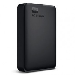 Disco duro portátil 4TB Elements USB 3.0 Negro