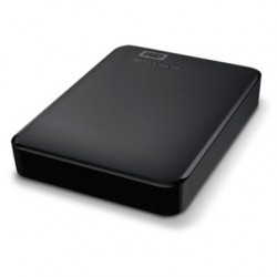 Disco duro portátil 4TB Elements USB 3.0 Negro