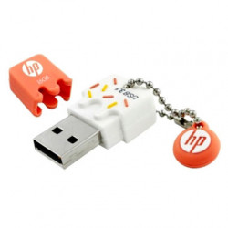 Pen Drive X778O,16G,USB3.1, Naranja