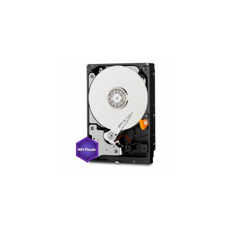 """Disco duro interno 3.5"""" WD Purple 6TB SATA 6Gb/s 64MB"""