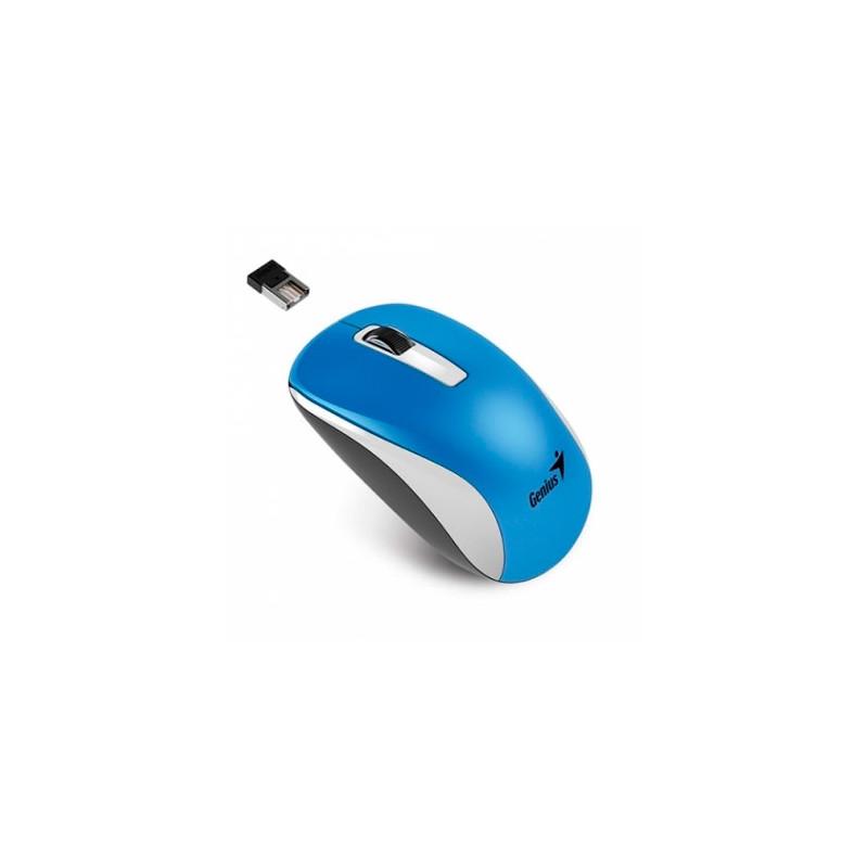 Mouse Genius NX-7010 Inalambrico Azul