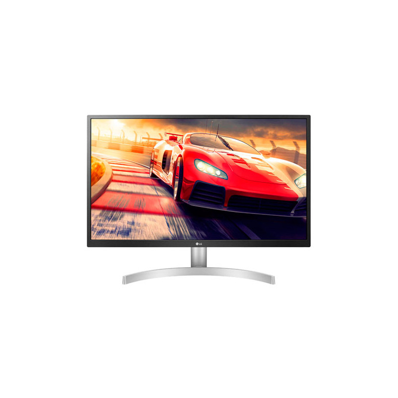 "Monitor 27"" LED UHD 4K HDR IPS LG 27UL500-W"