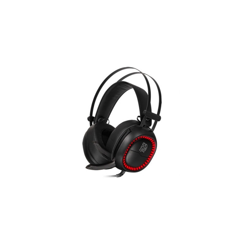 Auriculares Gaming Shock Pro RGB Color LED, USB