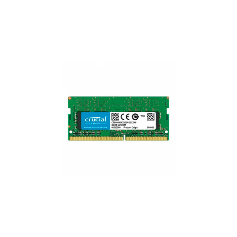 Memoria SODIMM CRUCIAL DDR4 16GB 2400MHz