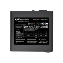 Fuente 600W Thermaltake Smart RGB