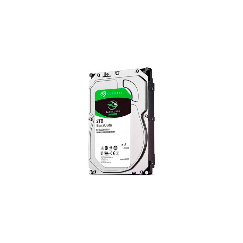 Disco duro 2TB SATA 6 Gb/s 256MB Barracuda