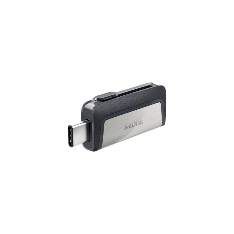 Pen Drive Ultra Dual 3.1 tipo C 32GB