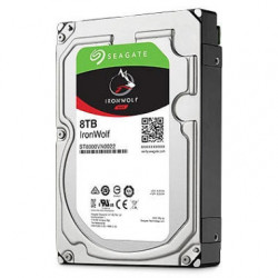 Disco duro int Seagate 8TB SATA de 6 Gb/s IronWolf