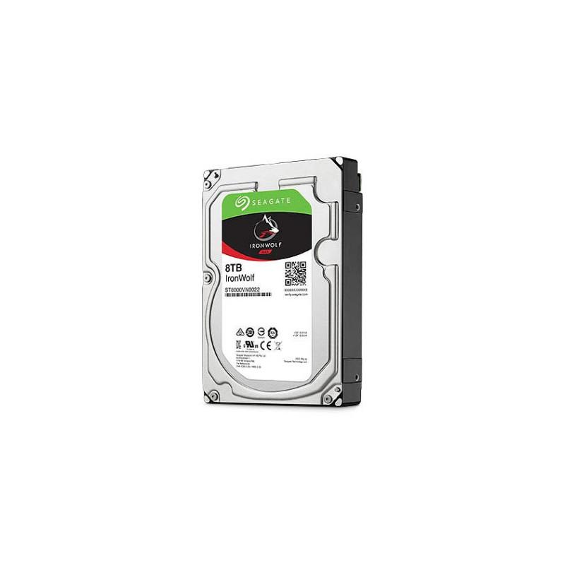 Disco duro int Seagate 8TB SATA de 6 Gb/s IronWolf