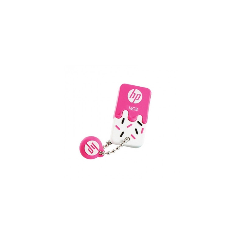 Pen Drive HP V178P USB 2.0 16GB Pink