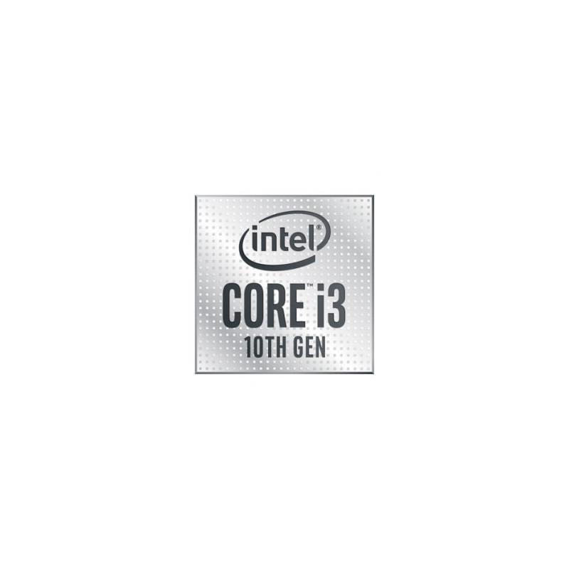 Procesador Intel  Core i3-10100 QCore 6MB 3.6GHz 1200