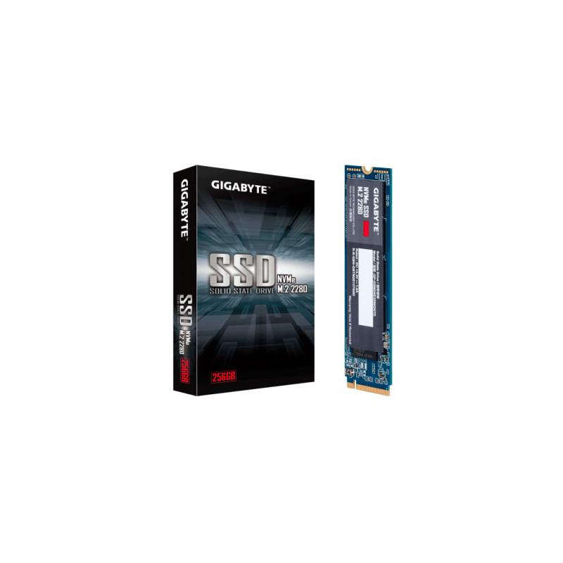 Disco SSD 256GB M.2 2280 NVMe