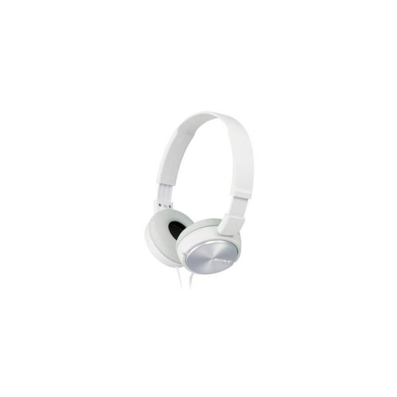 Auricular Vincha Estereo Con Micrófono MDRZX310APW