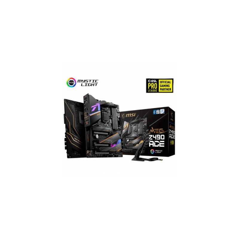 Motherboard MSI MEG Z490 ACE Socket Intel 1200