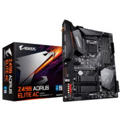 Motherboard Gigabyte Z490 AORUS ELITE AC WIFI socket Intel 1200