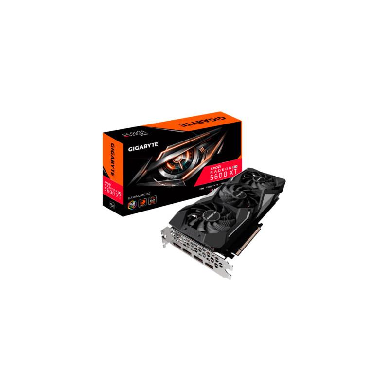 Placa Radeon RX 5600XT Gigabyte GAMING OC 6G