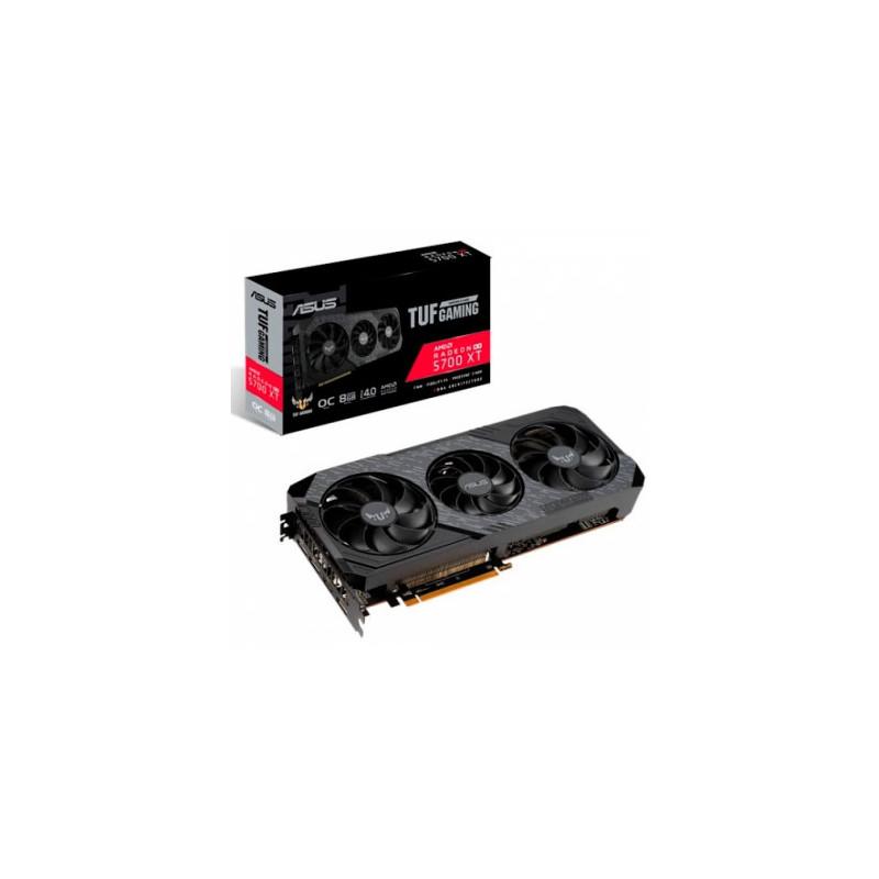 Placa de video Radeon ASUS TUF 3 RX 5700XT O8G EVO GAMING