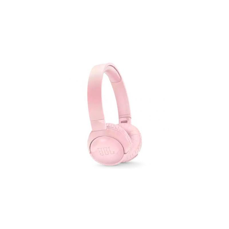 Auriculares Bluetooth JBL T600 Rosa