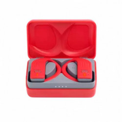 Auriculares Bluetooth JBL Endurance Peak Rojo