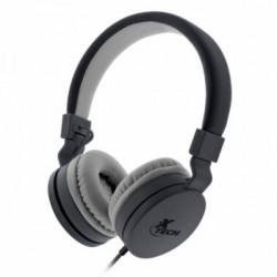 Auriculares Xtech ALLOY estéreo con cable y micrófono