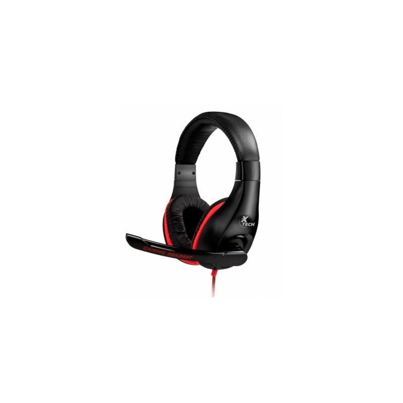 Auriculares gaming estéreo c/mic XTECH XTH510