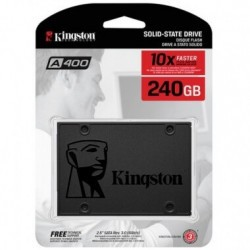 Kingston SSD 240GB A400