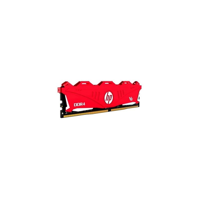 Memoria PC HP V6 DDR4 16GB 2666MHz CL18 Red