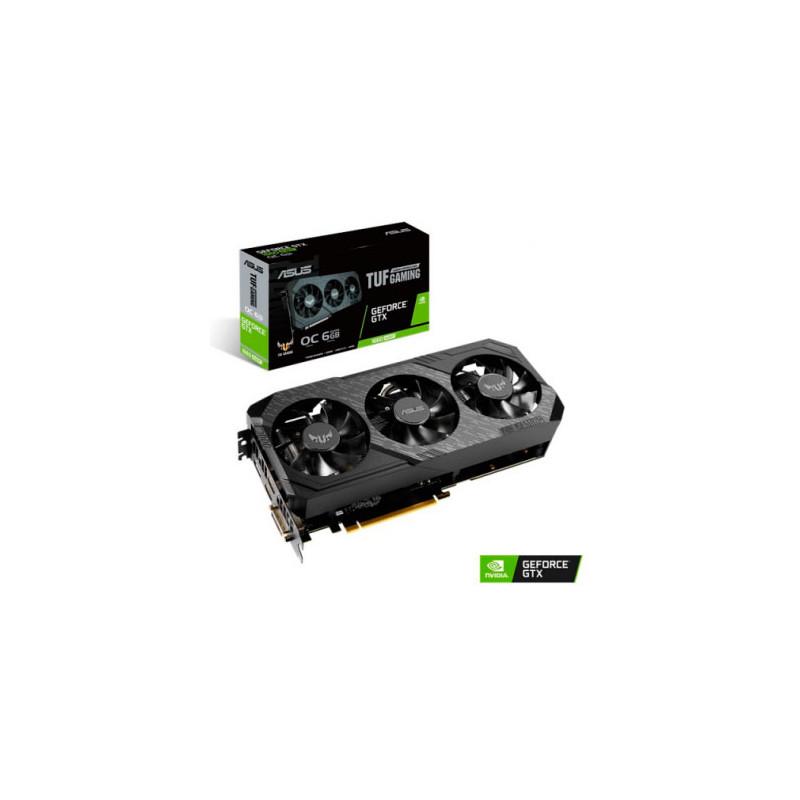 Placa de video GeForce ASUS TUF 3 GTX 1660S O6G GAMING