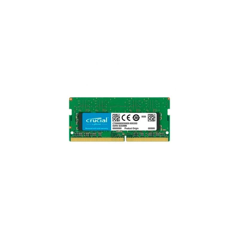 Memoria Crucial SODIMM DDR4 8GB 2666MHz