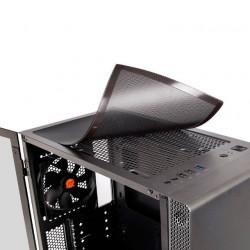 Gabinete Thermaltake S100 TG - Negro