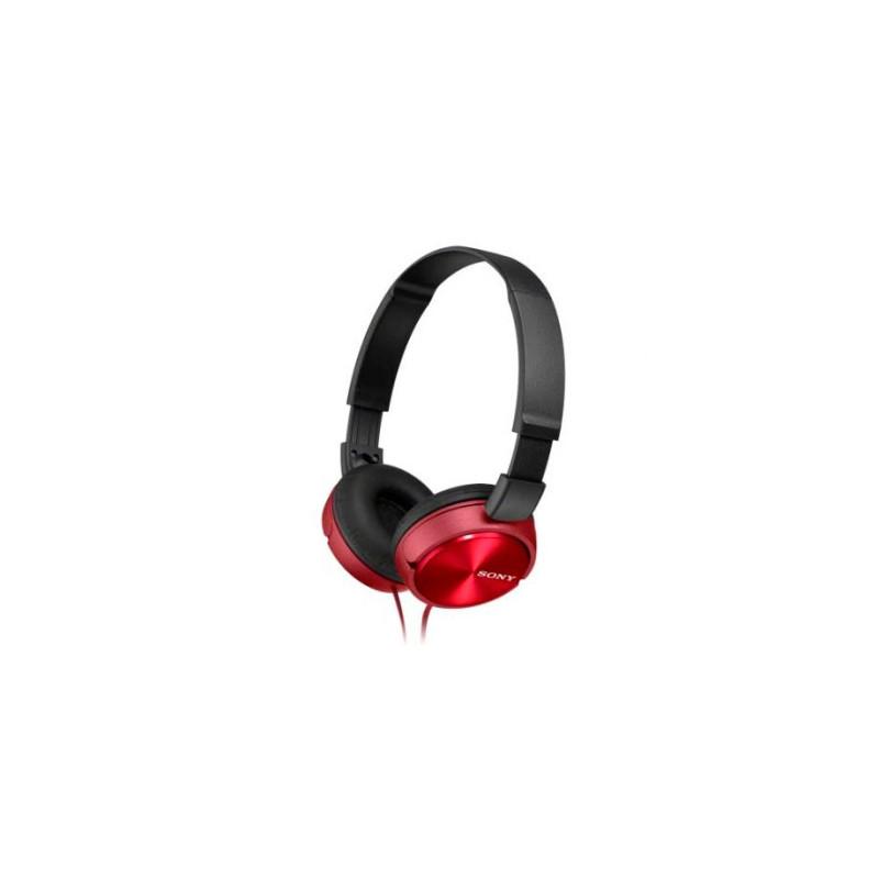 Auricular Vincha Estereo Con Micrófono MDRZX310APR