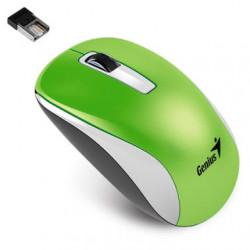Mouse Genius NX-7010 Inalambrico Verde
