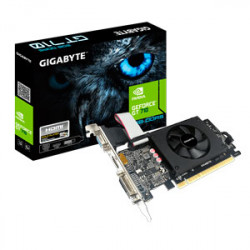 Placa de video GeForce GT 710 GPU 2Gb Gigabyte