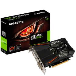 Placa de video Gigabyte GeForce GTX 1050 Ti D5 4G