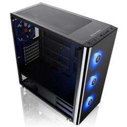 Gabinete Thermaltake V200 TG Negro - RGB