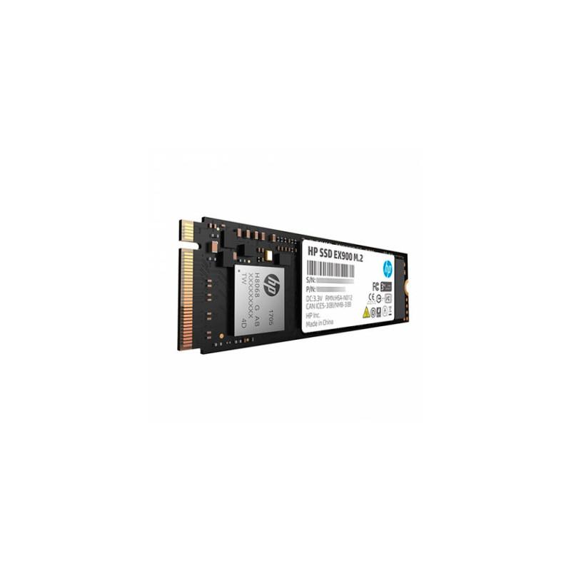 Disco PCIe NVMe M.2 500GB HP EX900 2100Mb/s